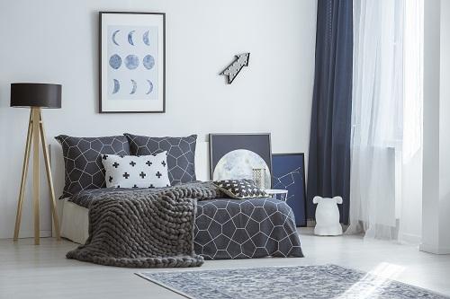 un tapis en laine sur mesure pour une décoration chic
