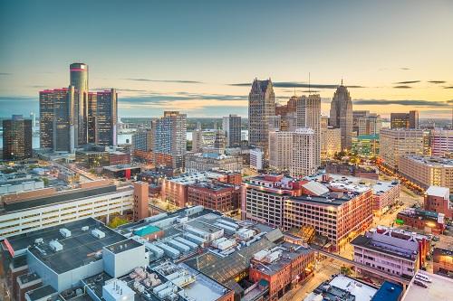 Investissement immobilier à Détroit