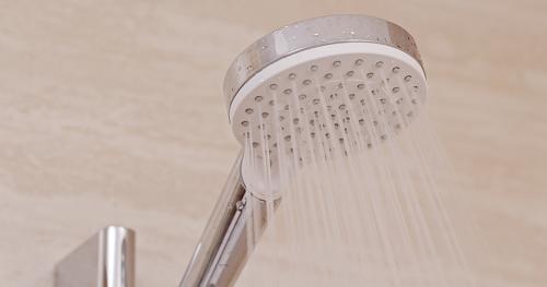 Douchette à économie d'eau