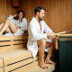 Sauna sur mesure